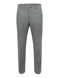 Gibson Grey Donegal Tweed Trousers