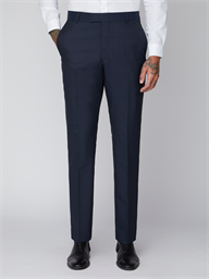 Gibson Navy Slim Fit Suit Trouser