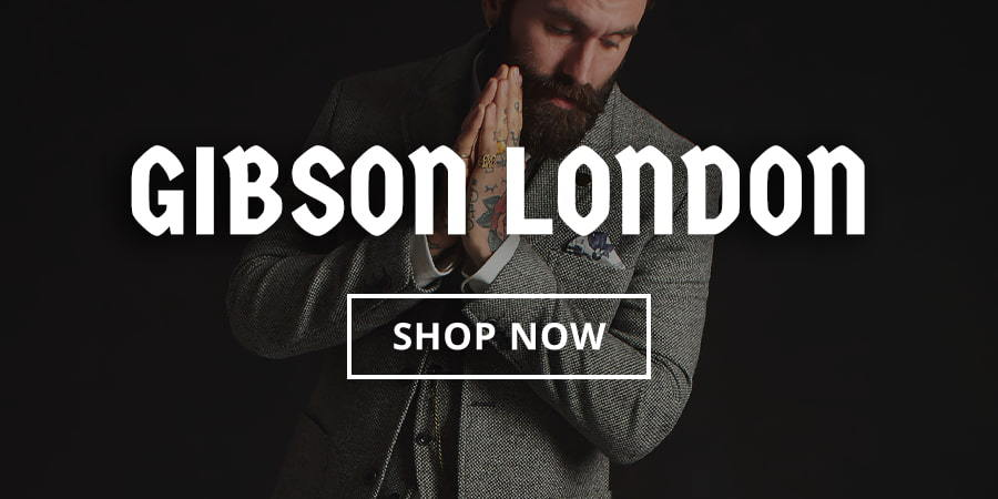 Gibson London - Tweed, Donegal & Checked Suits