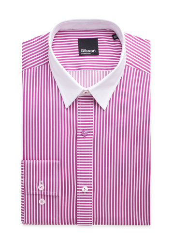 Gibson Rose Candy Stripe Shirt