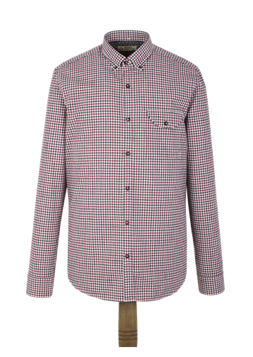 Gibson Red Check Shirt
