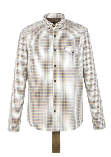 Gibson Multi Check Shirt