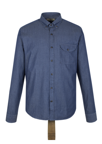 Gibson Denim Blue Shirt