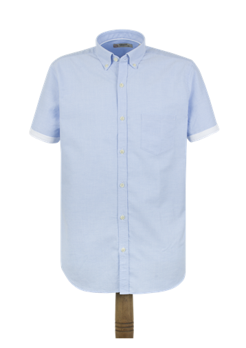 Gibson Blue Oxford Shirt