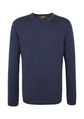 Gibson MERINO WOOL CREW NECK SWEATER