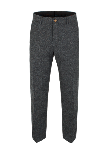 Gibson Charcoal Donegal Trousers