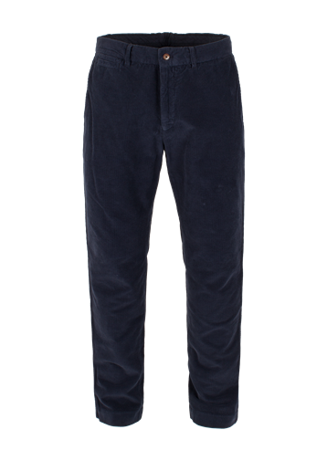 Gibson Navy Cord Trousers