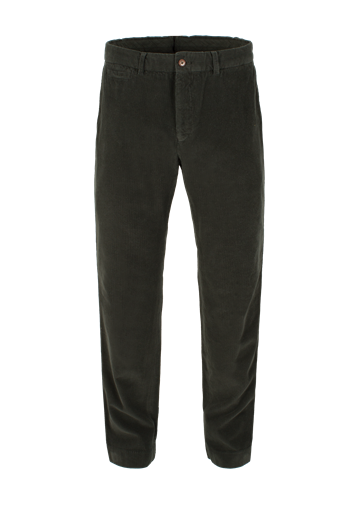 Gibson Green Cord Trousers