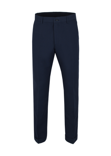 Gibson Navy Cotton Trousers