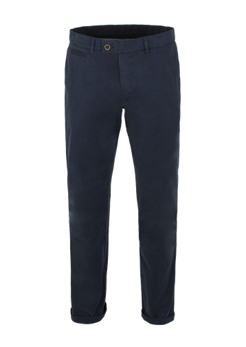 Gibson Navy Cotton Chinos