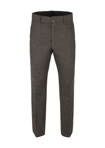 Gibson Taupe Donegal Fleck Trouser