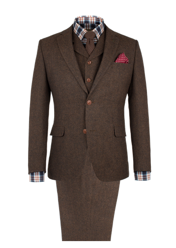 Gibson Copper Herringbone Fleck Jacket