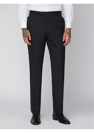 Gibson Black Twill Trouser