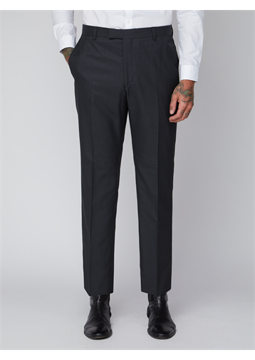 Gibson Charcoal Twill Trouser