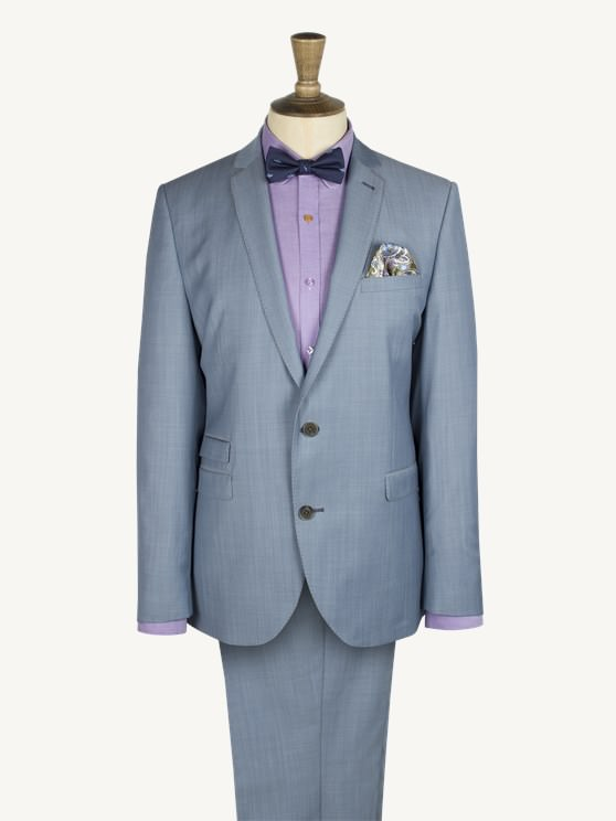 Pale Blue Suit- currently unavailable