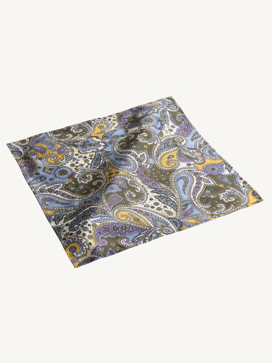 Paisley Design Handkerchief- currently unavailable
