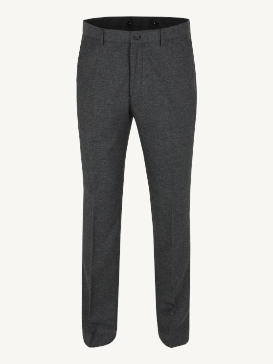 Charcoal Donegal Trouser- currently unavailable