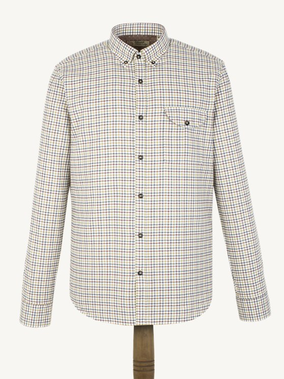 Multi Check Shirt- currently unavailable