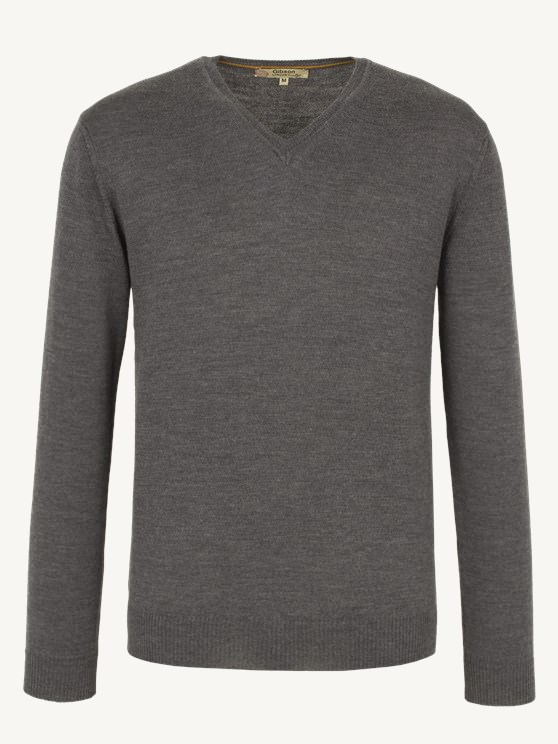 V Neck Merino Sweater- currently unavailable