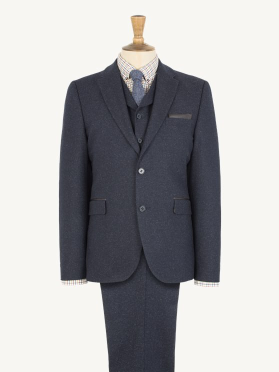 Navy Donegal Jacket- currently unavailable
