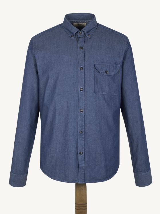 Denim Blue Shirt