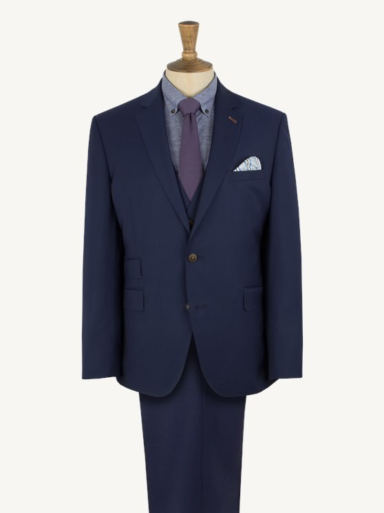 French Navy Marriott Two Piece Suit- currently unavailable