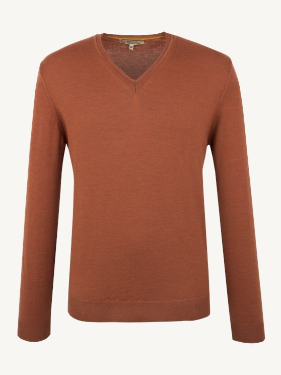 V Neck Marino Jumper