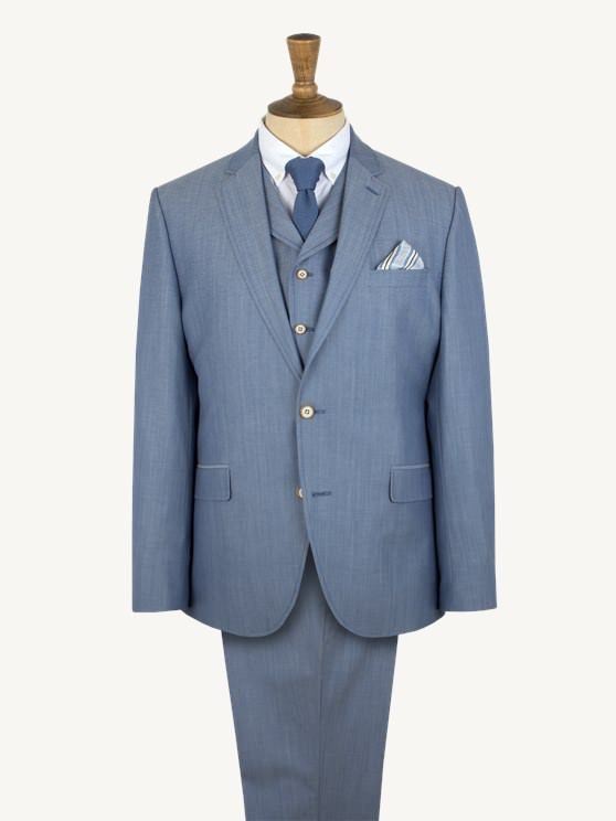 Light Blue Suit Jacket- currently unavailable