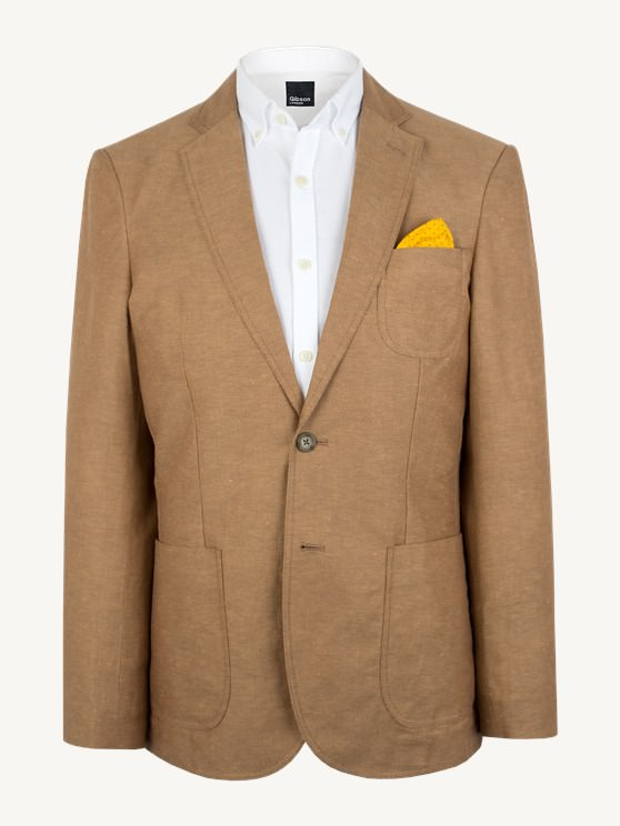 Tan textured Jacket- currently unavailable