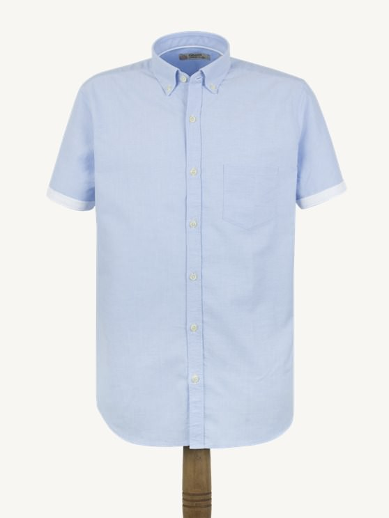 Blue Oxford Shirt- currently unavailable