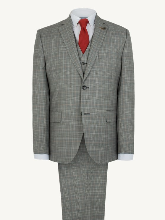 Grey Multi Check Jacket- currently unavailable