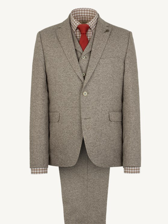 Stone Donegal Suit