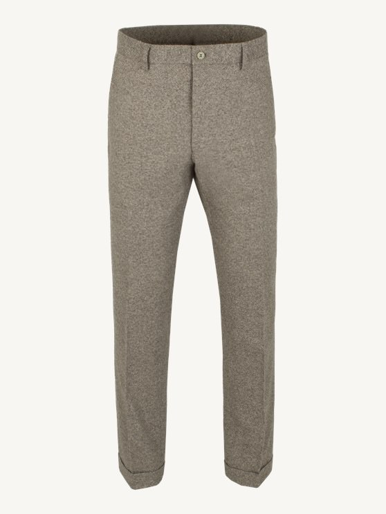 Stone Donegal Trousers