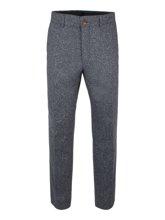 Denim Donegal Fleck Trouser