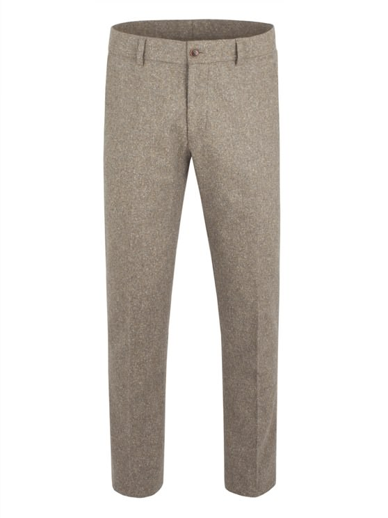 Sand Donegal Trousers- currently unavailable