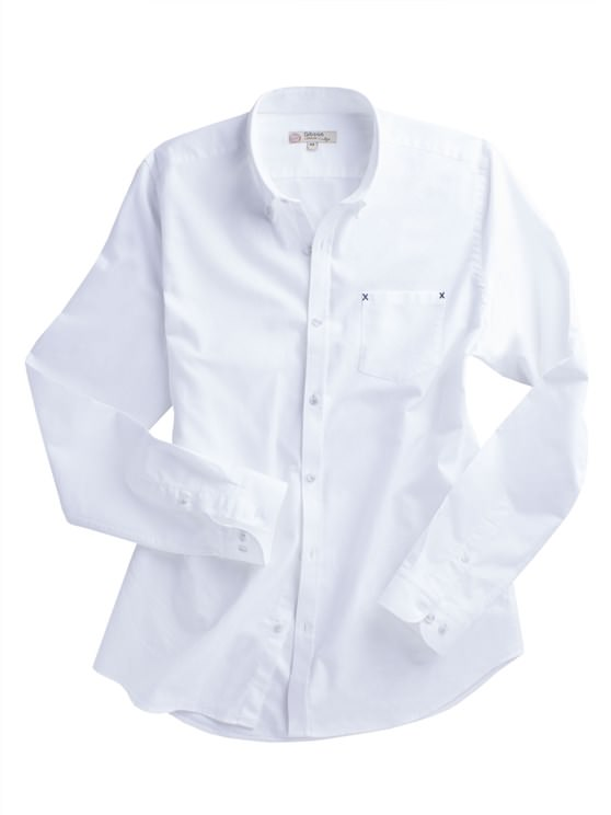 White Oxford Shirt- currently unavailable