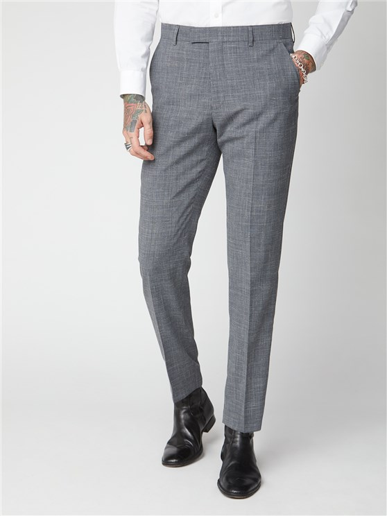 Chepstow Grey textured Trousers
