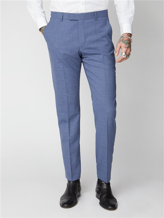 Halpin Pale Blue Trousers