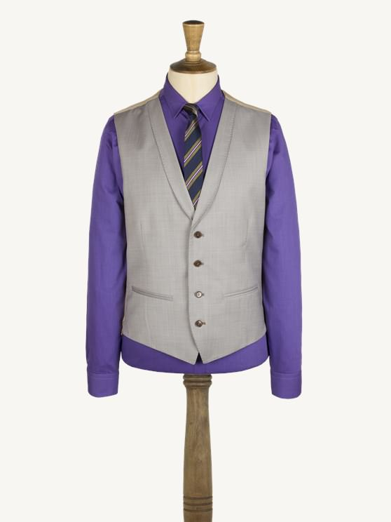 Putty Pure New Wool Waistcoat- currently unavailable