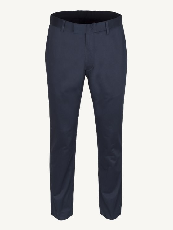 Navy Cotton Trouser- currently unavailable