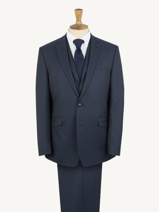 Tennyson Navy Twill Suit