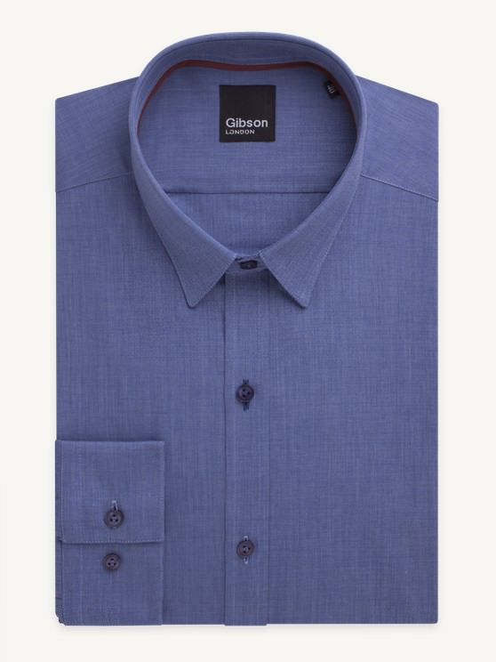 Plain Blue Shirt- currently unavailable