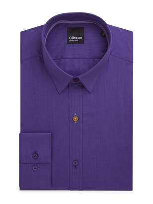 Plain Purple Shirt