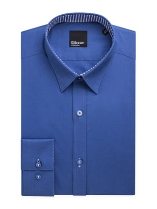 Aquamarine Plain Shirt