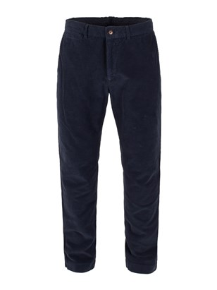 Navy Cord Trousers