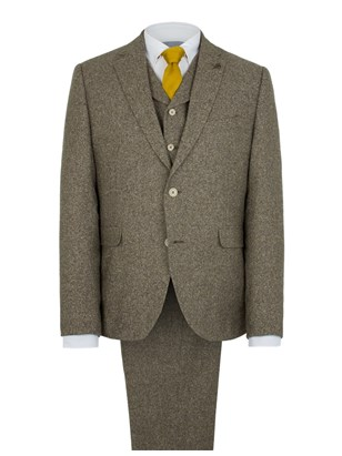 Olive Donegal Suit