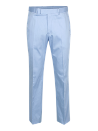 Pale Blue Cotton Trouser- currently unavailable