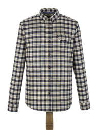 Tumeric Check Flannel- currently unavailable