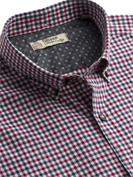 Red Check Shirt- currently unavailable