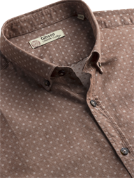 Brown Spot Shirt